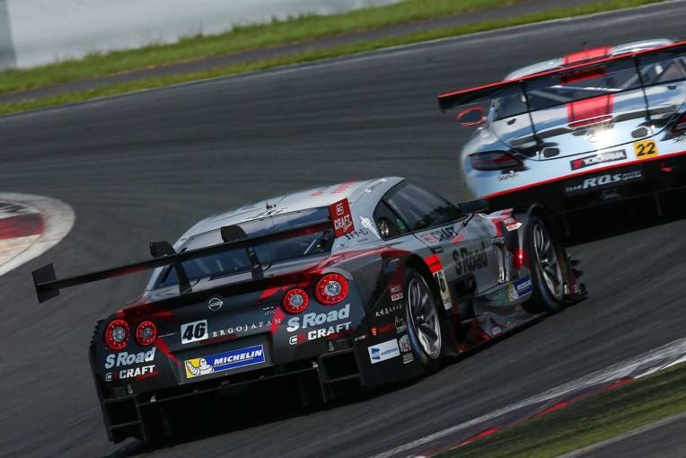 スーパーGT | GT500:決勝日フリー走行はS Road GT-Rが唯一の1分30秒台で最速タイム