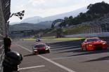スーパーGT | GT300:その差わずか0.1秒。最終周の猛攻防いだARTA M6が待望の今季初優勝