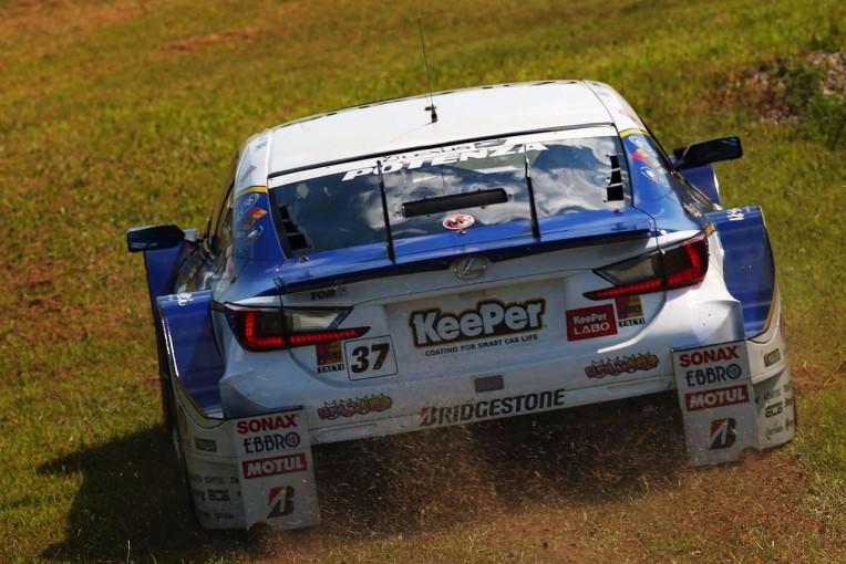 スーパーGT | 走行中にリヤウイング喪失、1コーナーでブレーキ効かずクラッシュ……第5戦富士GT500アクシデントまとめ