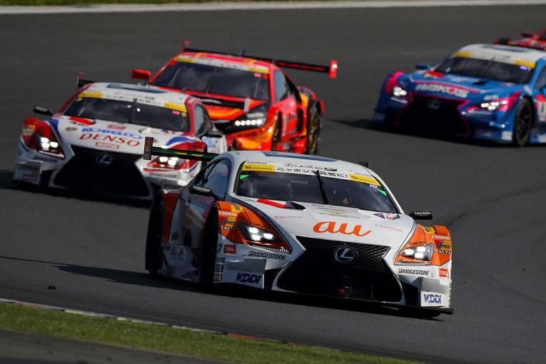 スーパーGT   TOYOTA GAZOO Racing スーパーGT第5戦富士 レースレポート