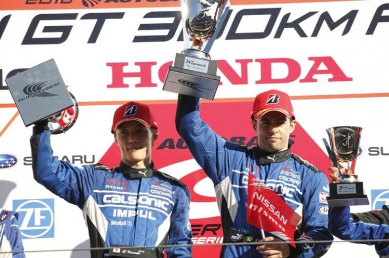 スーパーGT | ニッサン モータースポーツ スーパーGT第5戦富士レースレポート