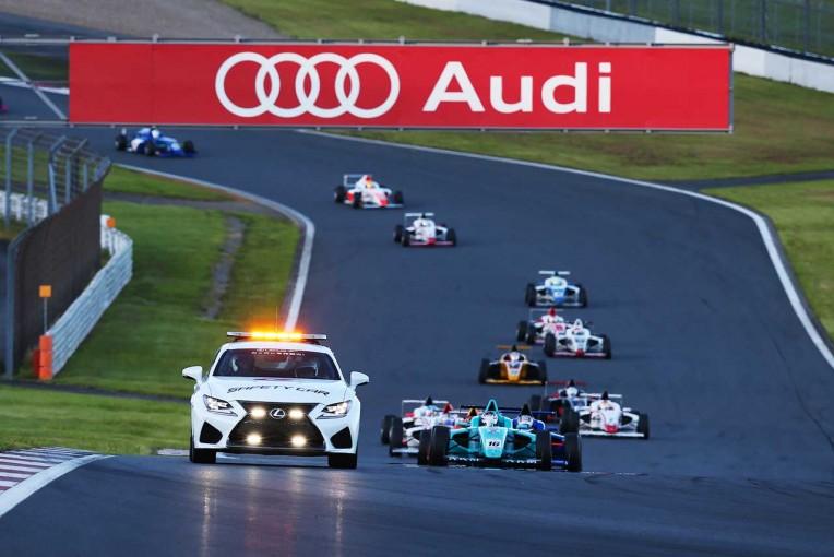 国内レース他 | FIA-F4富士:2名の新ウィナー誕生。14名にペナルティの波乱も