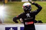 世界ラリークロス第7戦フランス ティミー・ハンセン(プジョー208WRX)