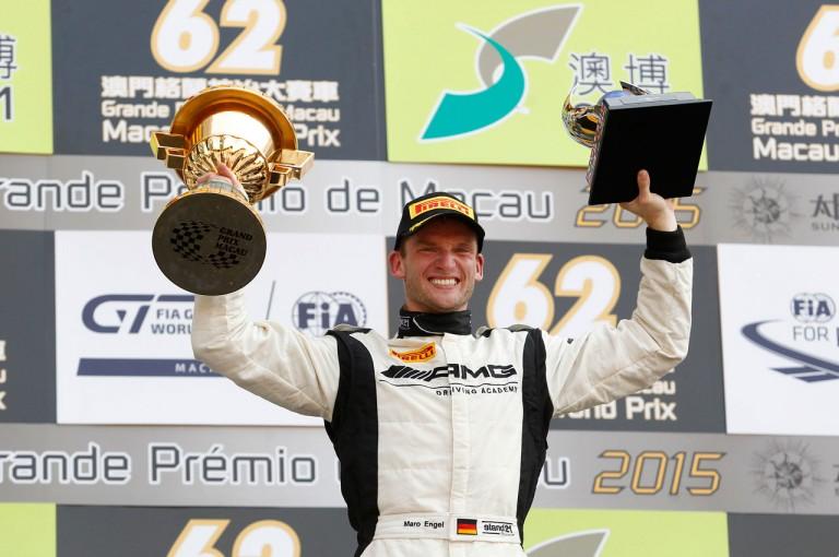 海外レース他 | 元DTMドライバーのマーロ・エンゲル、ベンチュリからフォーミュラE参戦