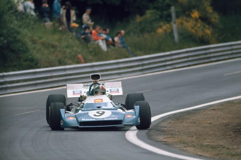 F1 | 故クリス・エイモン、生涯一のベストレースを振り返る~1972年フランスGP~