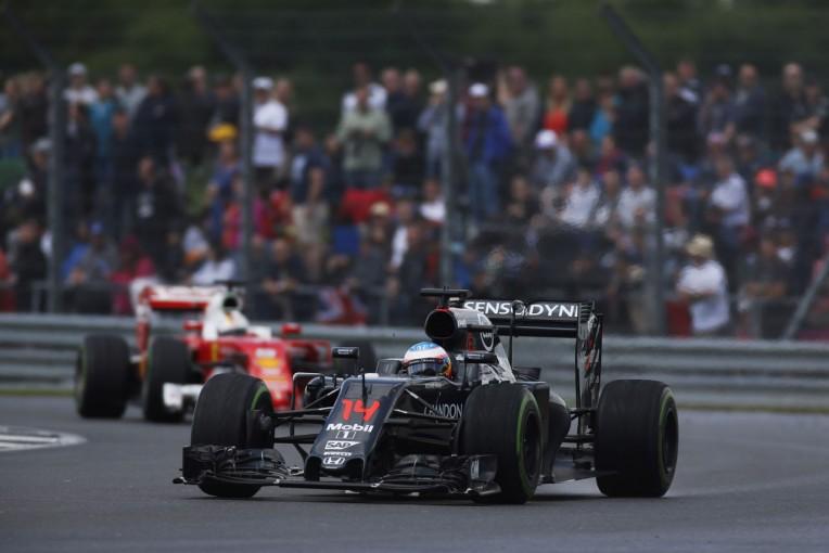 F1   アロンソ「フェラーリへの愛着は消えないが、勝つためにマクラーレン・ホンダを選んだ」
