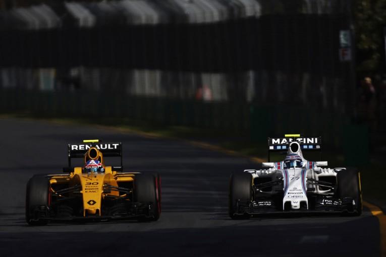 F1   「ルノーがボッタスに真剣オファー」との報道