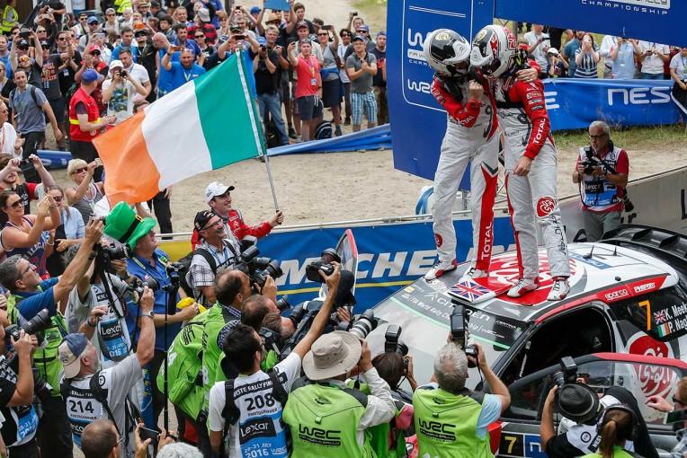 ラリー/WRC | VW代表、WRCフィンランド勝者を批判。「あの勝利は無価値。喜ぶべきでない」