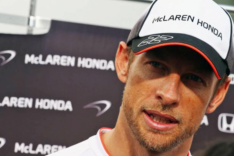 F1 | バトンはF1以外のカテゴリーへ転向も示唆「夏休みの間に、じっくり考えたい」