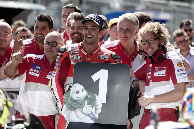 MotoGP | MotoGP第10戦オーストリアGP予選:イアンノーネが逆転でポールポジション奪取