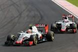 F1   トラブル減少もポイント獲得が困難なハース。今後は来季マシン開発に集中