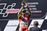 MotoGP | MotoGP第10戦オーストリアGP 決勝トップ3コメント