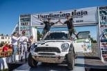 ラリー/WRC | 元WRCドライバー、ヒルボネンがミニ・オール4で自身初のラリーレイド勝利