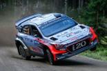 16年型i20 WRCはグラベル路面でのグリップ不足が悩みの種だという