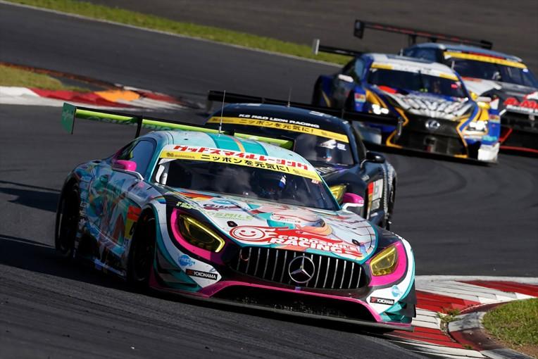 スーパーGT | GOODSMILE RACING & TeamUKYO スーパーGT第5戦富士 レースレポート
