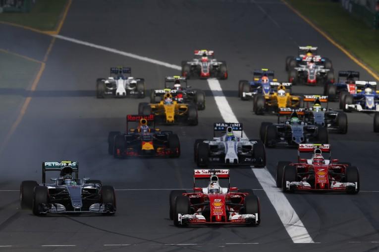 F1 | F1新規則でドライバーの序列も変わる? ベッテルに有利、ペレスに不利との説