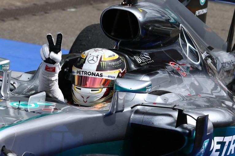F1   F1チームの前半戦開発アプローチ(1):メルセデスはエアロ・冷却がさらに進化