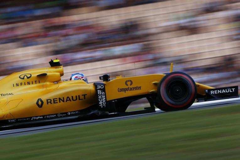F1 | 今季断念のルノー、期待の2017年マシンは「2015年型がベース」