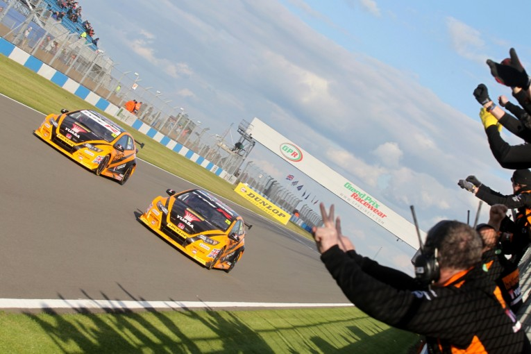 海外レース他 | BTCCホンダのエース、マット・ニールがTCRベネルクスにゲスト参戦へ