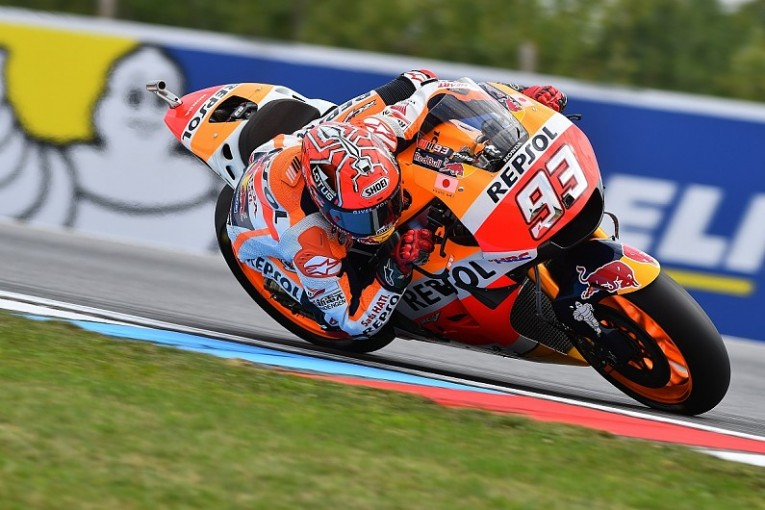 MotoGP | MotoGP:第11戦チェコGP マルケスが初日総合トップ