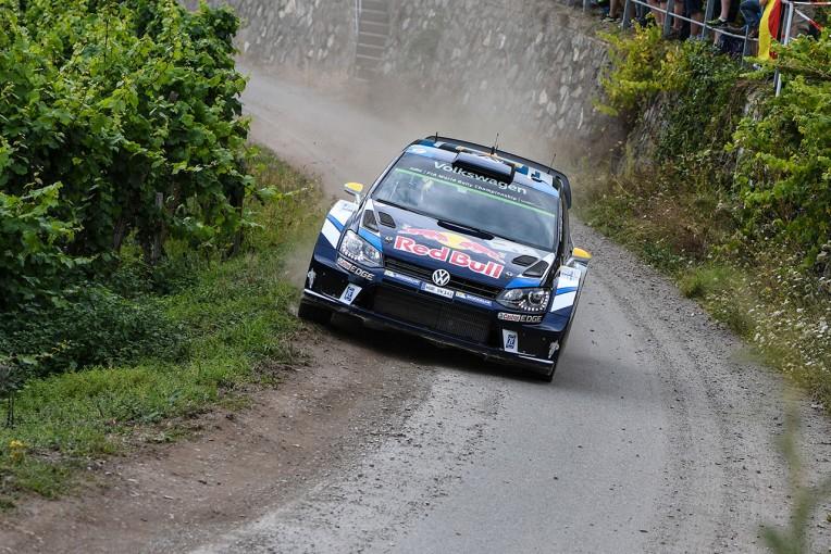 ラリー/WRC   WRCドイツ:ミケルセンが初日トップで打倒オジエを誓う