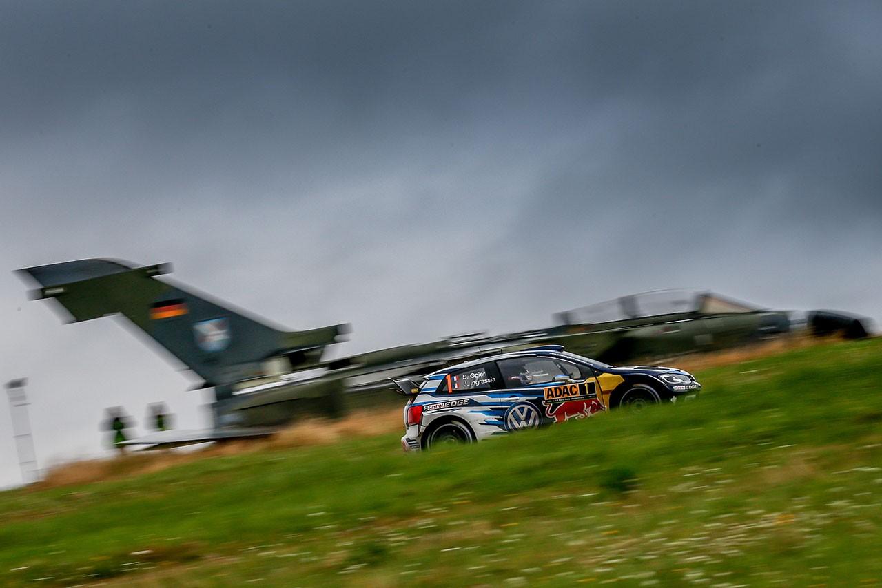WRC第9戦ドイチェランド