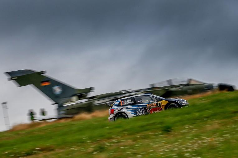 ラリー/WRC | WRCドイツ:オジエが猛攻で首位奪取。ルフェーブルは病院に搬送