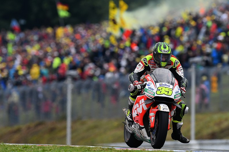 MotoGP第11戦チェコGP決勝:クロッチロウが最高峰クラス参戦6年目で初優勝を飾る