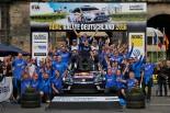 ラリー/WRC | WRCドイツ:ヒュンダイ勢に迫られるもオジェが7戦ぶりに復活の勝利