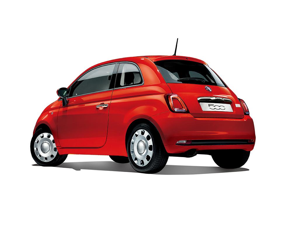 「フィアット500」がさらにお買い得に! 184万円を切る限定車が登場