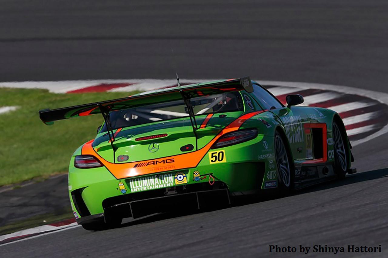 Arnage Racing スーパーGT第5戦富士 レースレポート