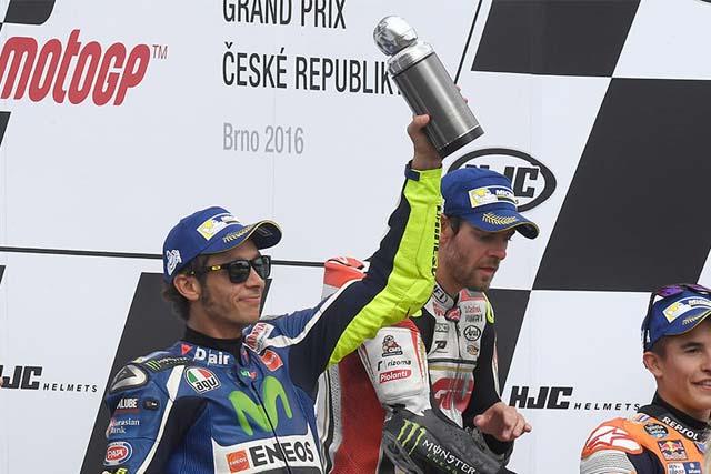 MotoGP | YAMAHA MotoGP第11戦チェコGP レースレポート