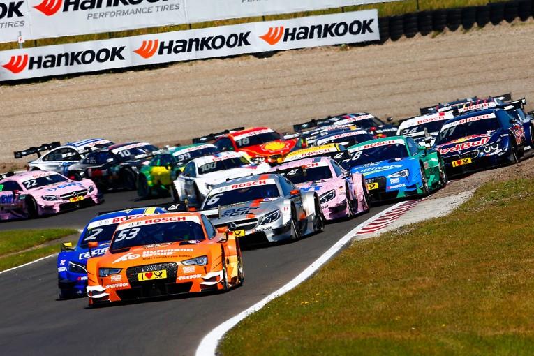 海外レース他 | DTM、新規定車開発に向けて各メーカーの参戦台数削減策を実施か!?