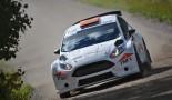 ラリー/WRC | GAZOO武者修行中、勝田&新井が思い出のラリーで完走「イメージ持って走れた」