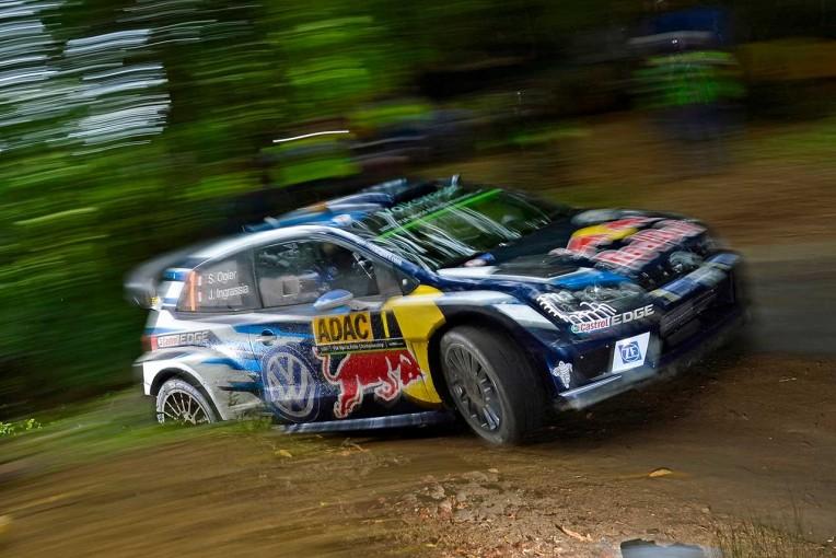ラリー/WRC | フォルクスワーゲン WRC第9戦ドイツ レポート