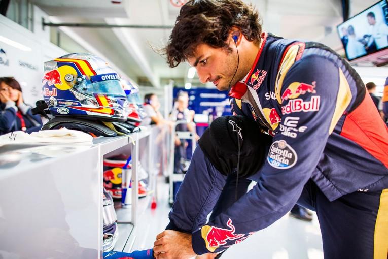 F1 | 「来季のF1は若手が優位」サインツが高速化する来季のF1への期待を明かす