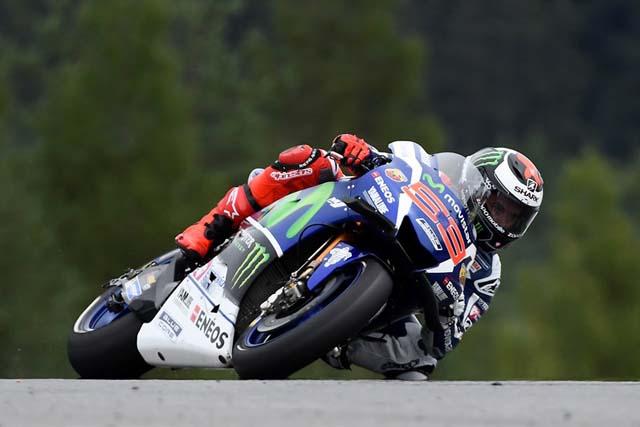 MotoGP | MotoGP:ブルノオフィシャルテストはロレンソがトップタイム