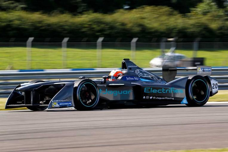 海外レース他   FE:16/17年のプレシーズンテスト開幕。ジャガーも姿見せる