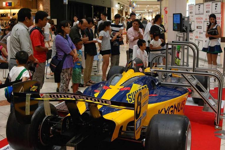 スーパーフォーミュラ | 九州で2週連続。スーパーフォーミュラ『スマイル・キッズ九州』開催