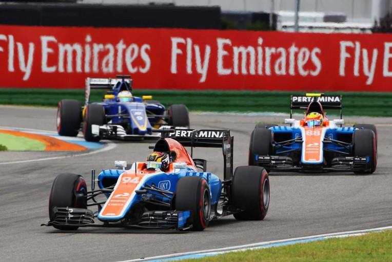 F1 | マノー、財政危機を脱したザウバーの逆襲に警戒