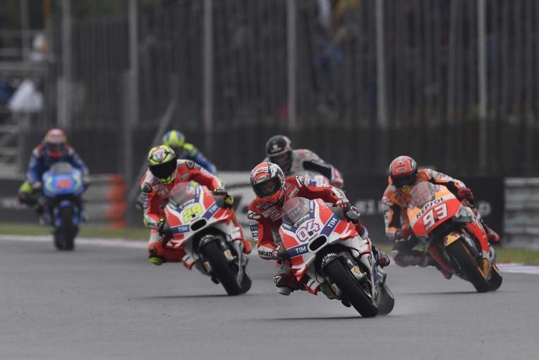 MotoGP   MotoGP:トラブルで苦しんだふたりのアンドレア。チェコGPを振返る