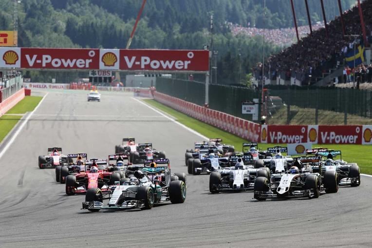 F1 | スポーツ専門ストリーミングサイト『DAZN』でF1生中継。今週末のベルギーGPから