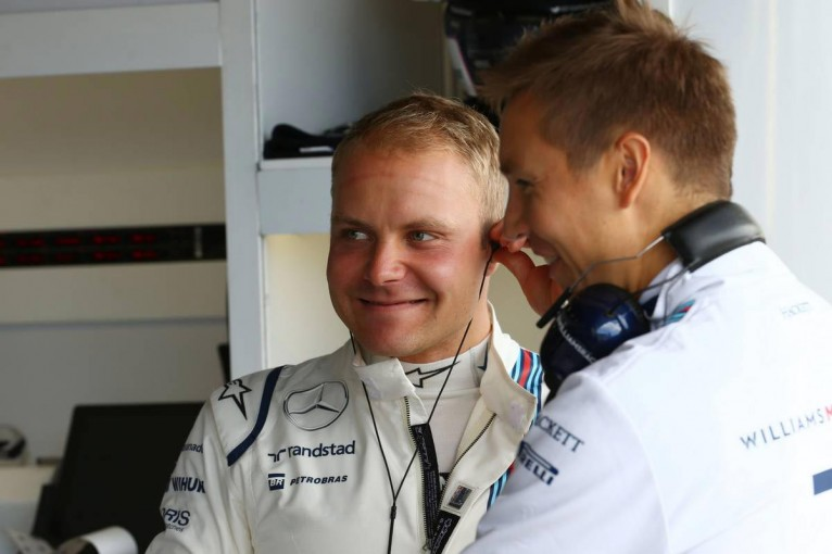 F1 | ボッタス、ウイリアムズ残留を希望「このチームで勝ちたい!」