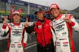 スーパーGT | GT300は盤石の速さをみせたプリウスが開幕勝利!