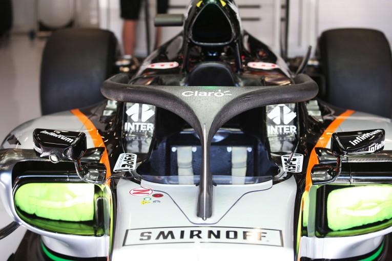 F1 | F1「ハロ」デバイス、4チームがベルギーでテスト