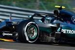 F1 | 夏休み明けの走行で「ハロ」装着のロズベルグが首位。アロンソはタイム出せず