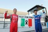スーパーGT | モータースポーツからの思いが形に。『PRAY FOR ITALY』が四駆車をアマトリーチェに寄贈