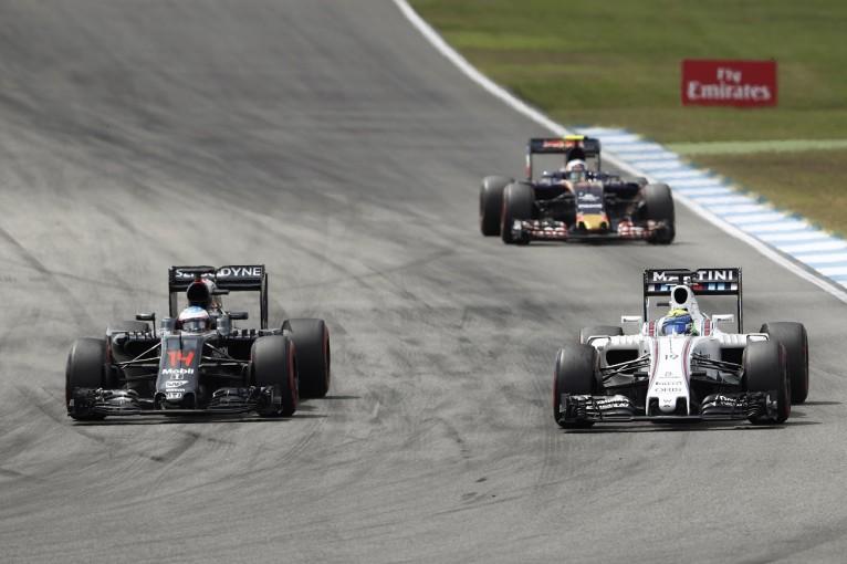F1   マッサ、シャシー交換で復調を期待。「後半戦はFインディア、マクラーレンとの熾烈な4位争いに」
