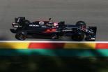 F1 | バトン「ロングランはフェラーリより速かった。決勝に期待できる」:マクラーレン・ホンダ ベルギー金曜