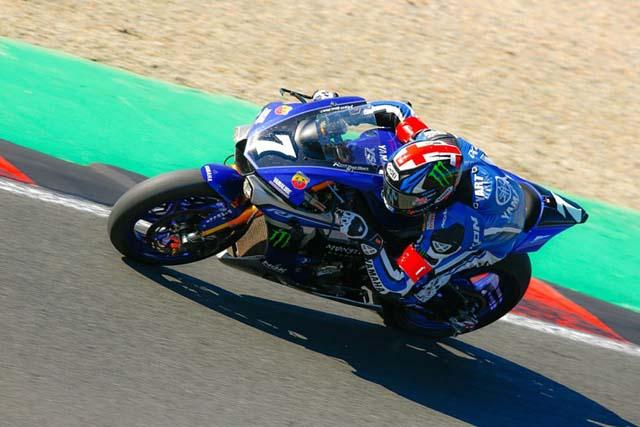 MotoGP:ブラッドリー・スミス、EWC最終戦で左脚を負傷